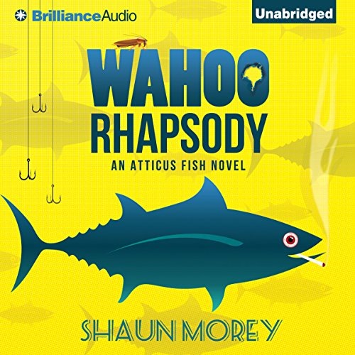 Wahoo Rhapsody audiobook cover art