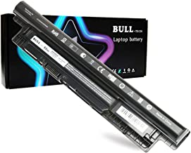 BULL-TECH New Laptop Battery for Dell Inspiron 14 (3421), 14R (5421), 14R (5437),15 (3521),15R (5521), 15R (5537), 17 (3721), 17 (3737), 17R (5721), 17R (5737),fit Dell Latitude 3440 3540