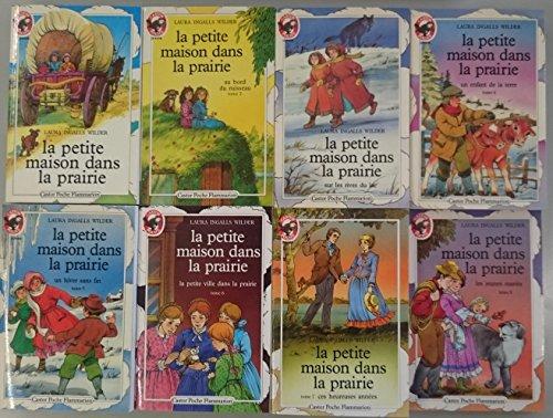 Intégrale La Petite maison dans la prairie; tomes 1 à 8