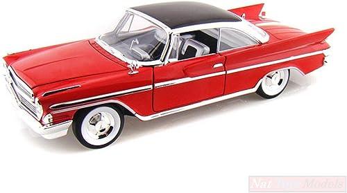 ventas en línea de venta LUCKY DIE CAST LDC92738R DESOTO DESOTO DESOTO ADVENTURER 1961 rojo 1 18 MODELLINO DIE CAST  ahorra hasta un 80%