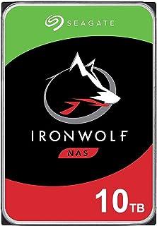 Seagate NAS HDD IronWolf - disque dur: 10 Tb