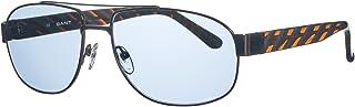 Gant - GS2002GUNBRN-9 Gafas de sol, Gunmetal, 61 para Hombre
