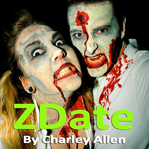 ZDate audiobook cover art