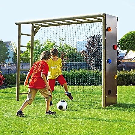 Bekletterbares Fußballtor für Kinder