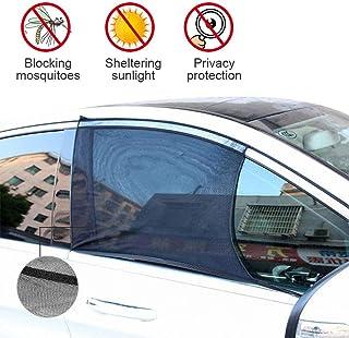 Voker Sombras ventana de coche cubiertas trasera lateral de
