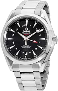 Omega - Seamaster Aqua Terra GMT reloj automático de acero inoxidable para hombre 231.10.43.22.01.001