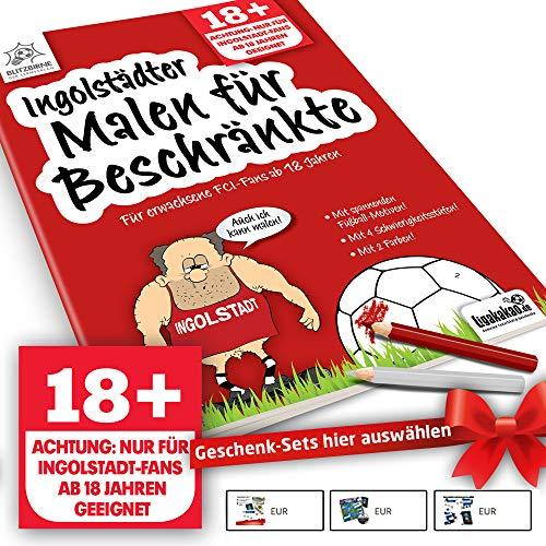 Ingolstadt 04 Fanartikel ist jetzt Ingolstädter Malbuch für Beschränkte by Ligakakao.de