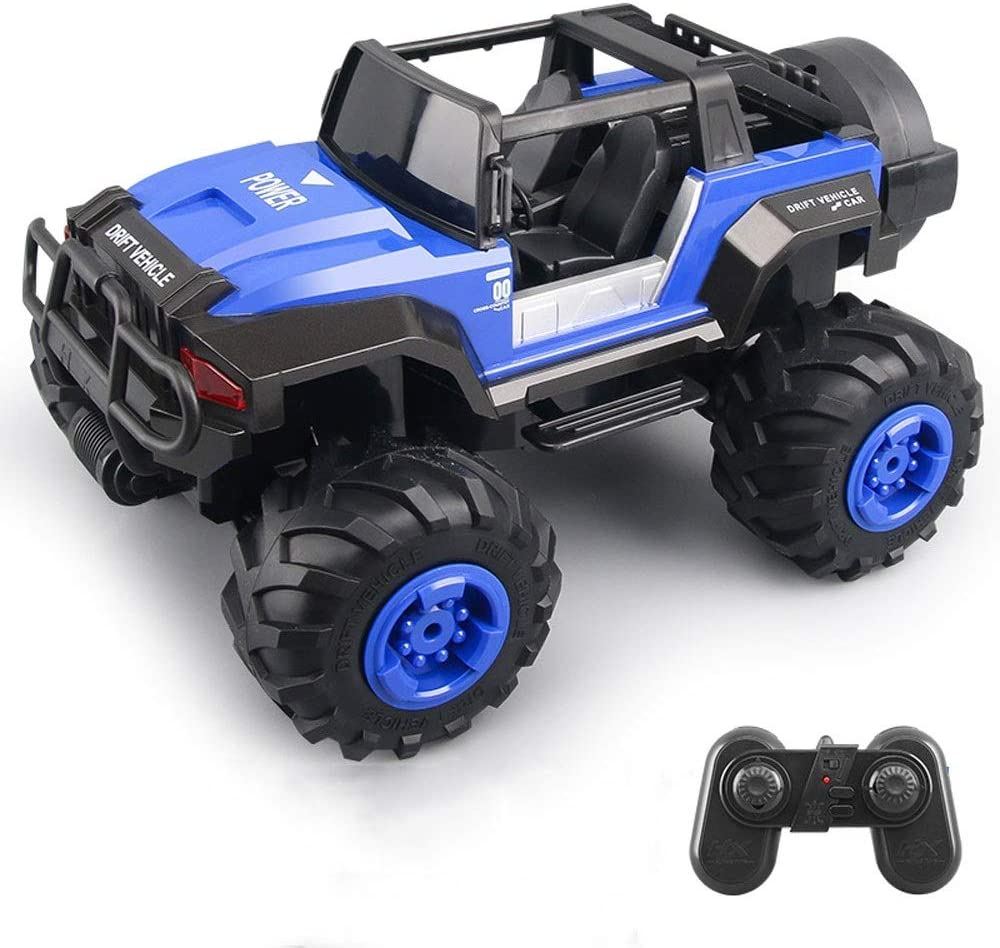 wangch 2.4G Cool Light Remote Off-Road Control Vehicle Max sold out 47% OFF C Bigfoot