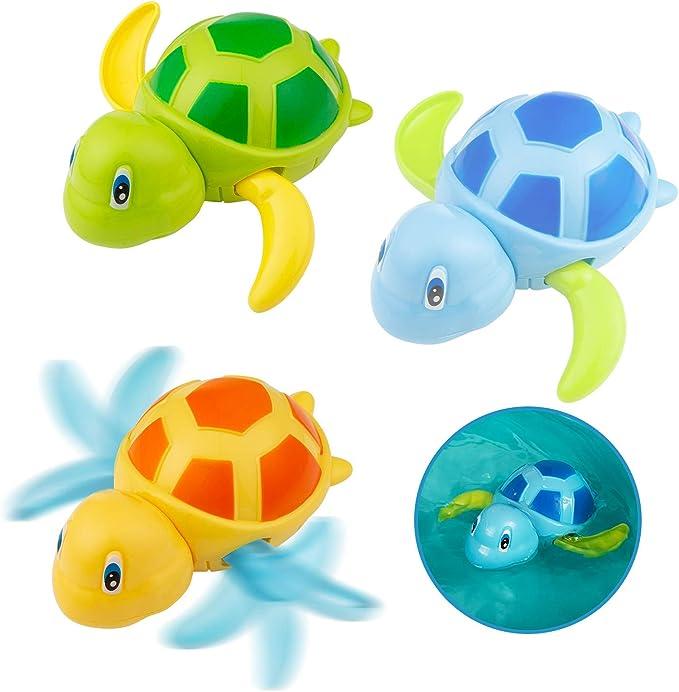 125 opinioni per Diealles Shine Tartaruga Giocattolo Che Nuota, Giocattoli da Bagno for Bambini