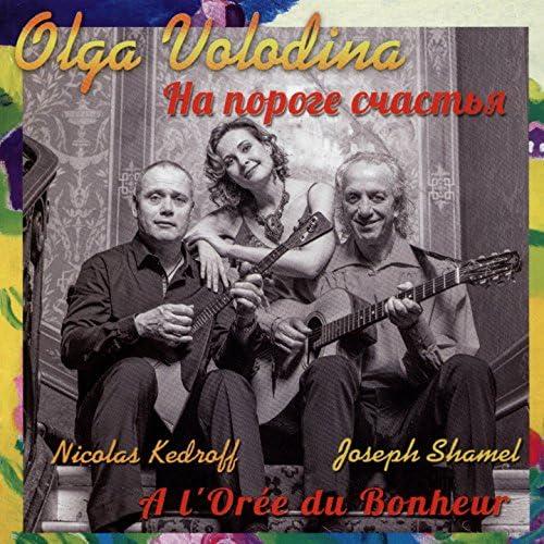 Olga Volodina, Nicolas Kedroff & Joseph Shamel