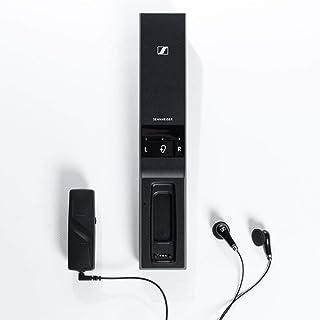Sennheiser Flex 5000 - Receptor para Sistema inalámbrico de TV, Color Negro