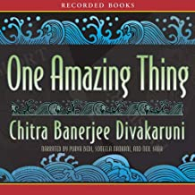 Best one amazing thing audiobook Reviews