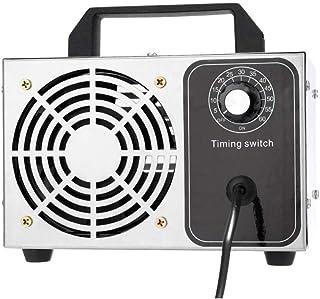 XEOLEO Generador de ozono 28g/h Purificador de aire para el hogar Máquina de ozono Máquina de desinfección de ozono Máquina de esterilización con temporizador