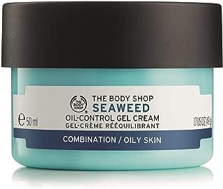The Body Shop Seaweed Oil-Control Gel Cream, Paraben-Free Daily Face Cream, 1.7 Oz.