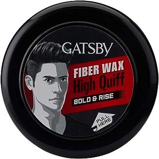 Gatsby Styling Fiber Wax Bold & Rise, 75 grams