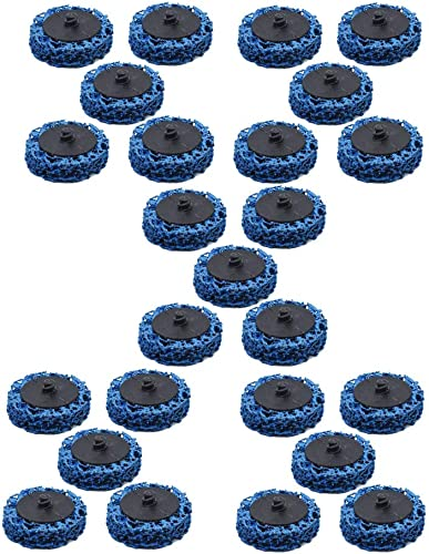 """popular 25 Pack 2"""" Quick Change Roloc high quality Easy Strip popular & Clean Discs for Paint Rust outlet sale"""