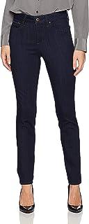 NYDJ Womens Ami Skinny Jeans in Sure Stretch Denim Jeans