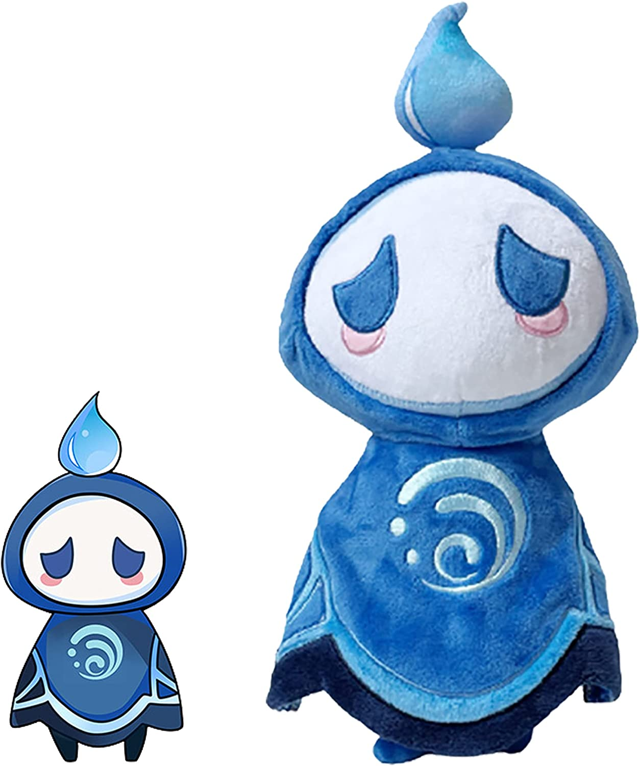 Genshin Impact Plush Toy In a popularity - 30cm Figure Abyss Game quality assurance Mage Fir