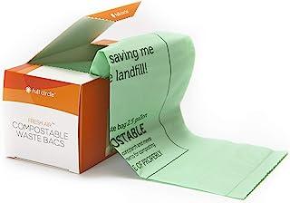 Full Circle Fresh Air Compostable Waste Bags, Green, 28867
