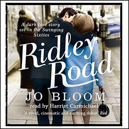 Ridley Road audiobook cover art