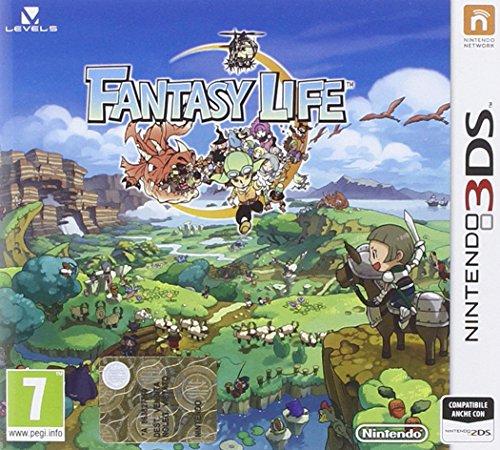 Nintendo Fantasy Life, 3DS - Juego (3DS, Nintendo 3DS, RPG (juego de rol), Level-5)