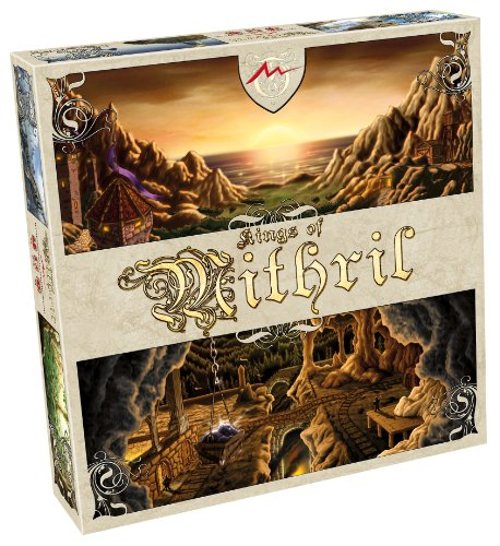 Kings of Mithril Board Game