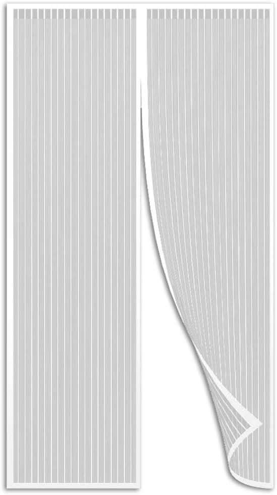 AMCER Screen Max 72% OFF Doors Heavy Sliding Door Austin Mall Magnetic net adsorption