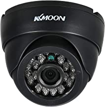Sazoley 1080P AHD Dome CCTV Analog Camera 3.6mm Lens 1/2.8'' CMOS 2.0MP IR-CUT 24pcs IR LEDS Night Vision for Home Securit...