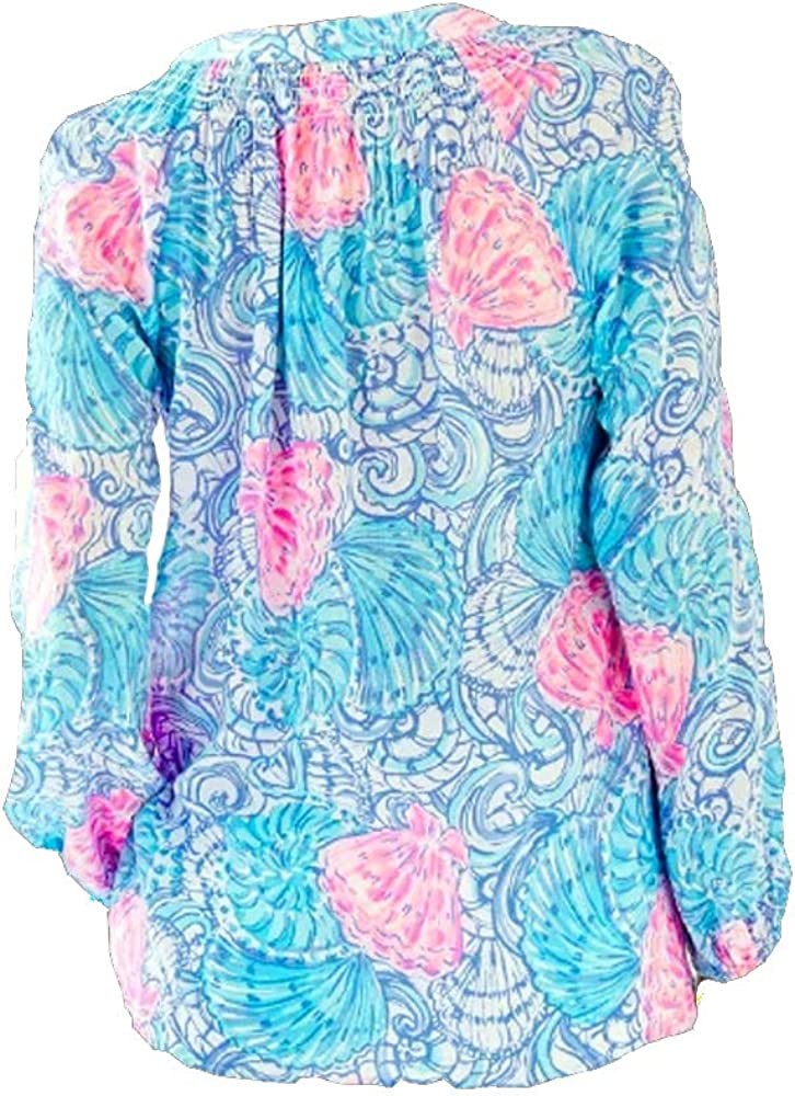 Lilly Pulitzer - Woman's Elsa Button Front