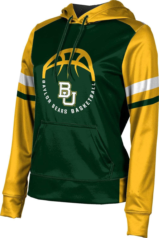 ProSphere Baylor University Basketball Girls' Pullover Hoodie, School Spirit Sweatshirt (Old School)