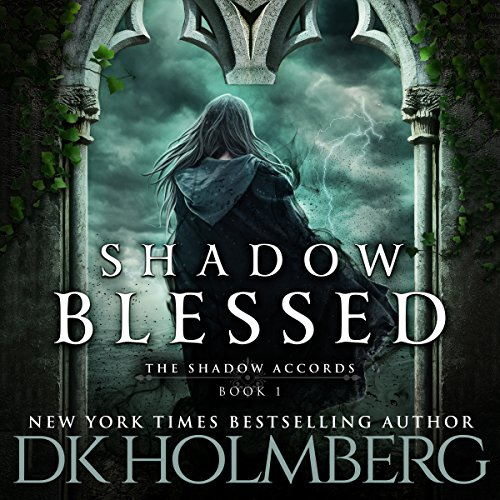 Shadow Blessed audiobook cover art