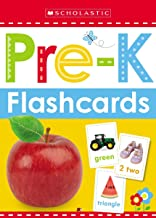 Write and Wipe Flashcards: Get Ready for Pre-K (Scholastic Early Learners)