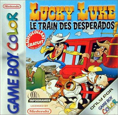 Lucky Luke : Le Train des Desperados
