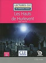 Les Hauts de Hurlevant - Livre + audio online (Lecture en français facile)