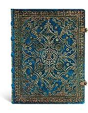 Paperblanks Equinoxe Notitieboek, ultra gelinieerd, azuurblauw