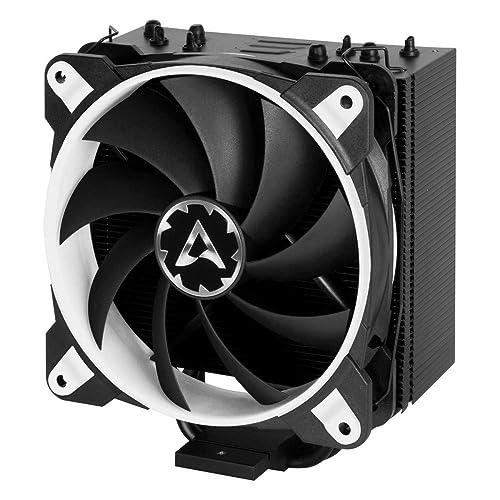 White CPU Cooler: Amazon co uk