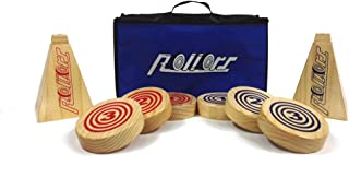 Rollors Backyard Game - The #1 Lawn Game for Summertime Fun, Tailgating, Camping, Parties, BBQs, Picnics & Beach days – Al...