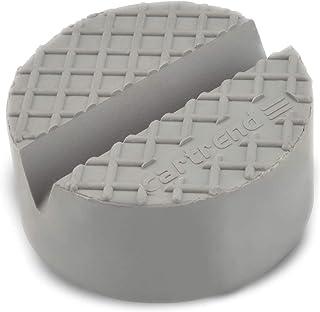 Cartrend universell gummikudd/block för kappor och lyfter, grå, 1 st