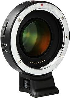 VILTROX Automático Objetivo Electrónico Adaptador EF-E II Lente Adaptador Convertidor para Canon EF EF-S Objetivo a Sony Cámara