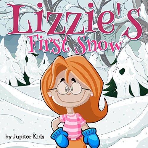 Lizzie's First Snow audiobook cover art