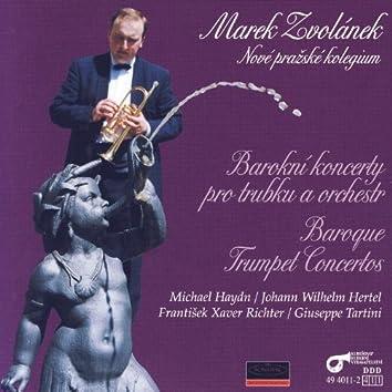 Barokní koncerty pro trubku a orchsestr