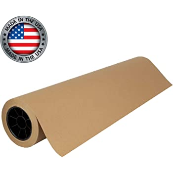 """Brown Kraft Paper Roll 