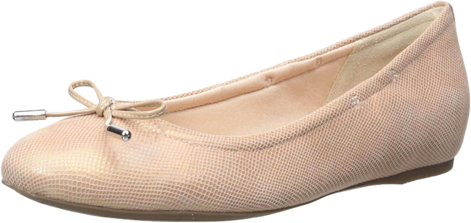 Rockport Women's TMHW20 Tied Ballet Flat