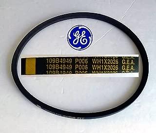 New Genuine Oem Original Heavy Duty Ge Hotpoint Washer Drive Belt Part Wh1x2026