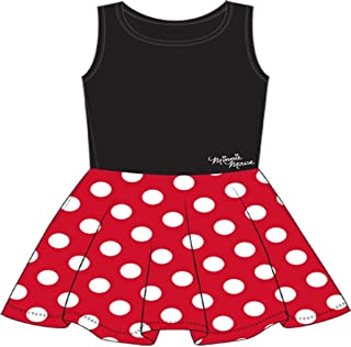 Youth Disney Minnie Mouse Polka Dot Tank Dress