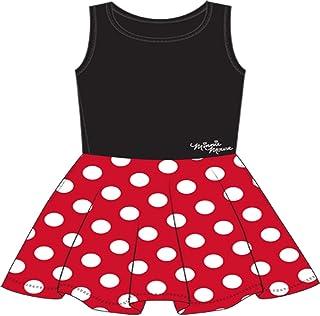 Youth Disney Minnie Mouse Polka Dot Tank Dress
