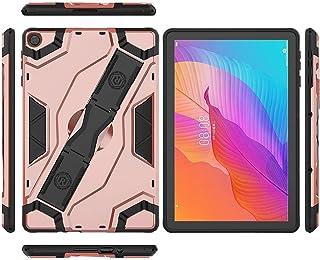 جراب Huawei Matepad T10S T 10S / Mate Pad T10 Kickstand Case شديد التحمل ومتين ومقاوم للصدمات مصنوع من البولي كربونات والب...