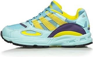 """Adidas LXCON 94"""" Aqua EG8790 Clear Aqua Light Aqua Shock Yellow"""