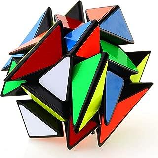 Ablave 3x3 Black Magic Cube 3x3x3 YJ Axis V2 Cube V2 Speed Cube Puzzle