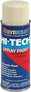 Seymour 16-140 Hi-Tech Enamels Spray Paint, Gloss Colonial White